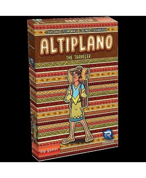 Altiplano Ext. The Traveler (EN) (commande Spéciale)
