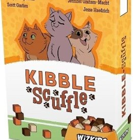 Wizkids Kibble Scuffle (EN) (commande Spéciale)