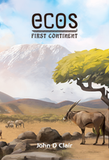 Alderac Entertainment Group Ecos: The First Continent (EN) (commande Spéciale)