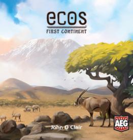 Alderac Entertainment Group Ecos: The First Continent (EN) (commande Spéciale)