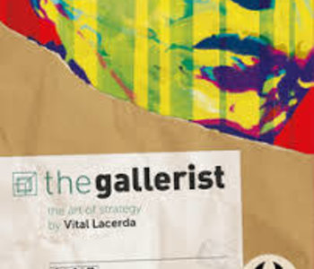 The Gallerist  W/Expansions And Scoring Pad (EN)