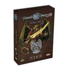 Ares Games Sword & Sorcery: Ext. Volkor Hero Pack (EN) (Commande Spéciale)