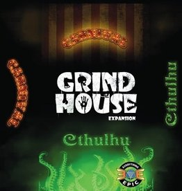 Everything Epic Games Grind House: Ext. Carnival And Cthulhu (EN) (Commande Spéciale)