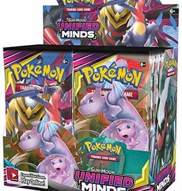 Pokemon Pokemon: Sun & Moon: Unified Minds Booster (EN) (Commande Spéciale)