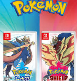 Pokemon Pokemon: Sword & Shield (Booster) (EN) (Commande Spéciale)