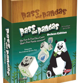 Playroom Pass the Pandas: Deluxe Edition (EN) (Commande Spéciale)