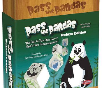 Pass the Pandas: Deluxe Edition (EN) (Commande Spéciale)
