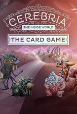 MindClash Games Cerebria The Inside World: The Card Game (EN) (Commande Spéciale)