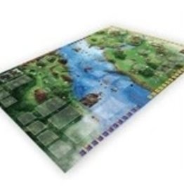 Renegade Game Studios Raiders Of The North Sea: Playmat (ML) (Commande Spéciale)