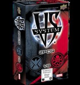 Upper Deck VS System 2PCG: S.H.I.E.L.D VS Hydra (EN) (Commande Spéciale)