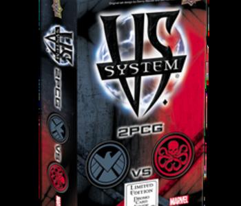 VS System 2PCG: S.H.I.E.L.D VS Hydra (EN) (Commande Spéciale)
