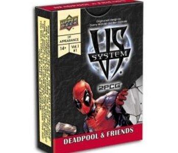 VS System 2PCG: Deadpool & Friends (EN) (Commande Spéciale)