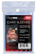 Ultra pro 81385 Sleeve Platinum 2 ½ X 3 ½ / 100 (Commande Spéciale)