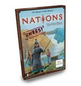 Stronghold Games Nations: The Dice Game: Ext. Unrest (ML) (Commande Spéciale)