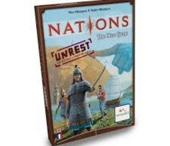 Nations: The Dice Game: Ext. Unrest (ML) (Commande Spéciale)