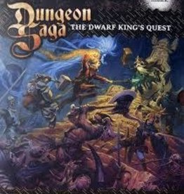 Mantic Games Dungeon Saga: The Dwarf King's Quest (EN) (Commande Spéciale)