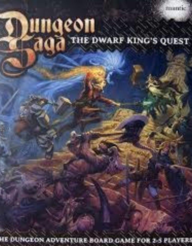 Mantic Games Dungeon Saga: The Dwarf King's Quest (EN) (Commande Spéciale)