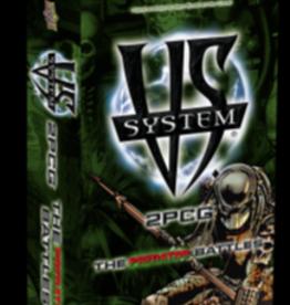 Upper Deck VS System 2PCG: The Predator Battles (EN) (Commande Spéciale)