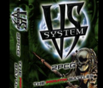 VS System 2PCG: The Predator Battles (EN) (Commande Spéciale)