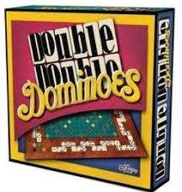 Calliope Games Double Double Dominoes (EN) (Commande Spéciale)