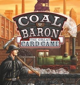 Stronghold Games Coal Baron: The Great Card Game (EN) (Commande Spéciale)