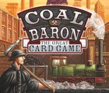 Coal Baron: The Great Card Game (EN) (Commande Spéciale)