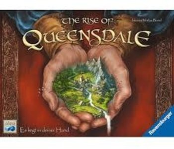 The Rise Of Queensdale (EN) (Commande Spéciale)