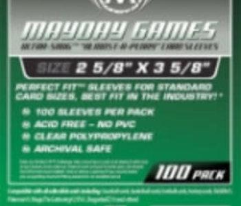 Sleeves - MDG-7105 «Presqu'une Cenne» 66.5mm X 92mm / 100