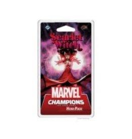Précommande: Marvel Champions: Le Jeu De Cartes: Ext.  Scarlet Witch (FR) Janv 2021