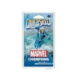 Fantasy Flight Games Précommande: Marvel Champions: Le Jeu De Cartes: Ext.  Quicksilver (FR)  Déc. 2020