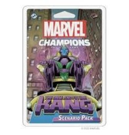 Fantasy Flight Games Précommande: Marvel Champions: Le Jeu De Cartes: Ext.  Kang (FR) Oct 2020