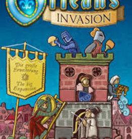 Matagot Précommande: Orleans: Ext. Invasion  (FR) Q4 2020