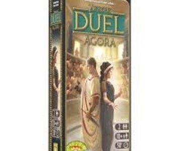 7 Wonders Duel: Ext. Agora (FR)