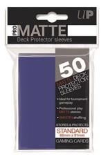 Ultra pro 82653 Sleeve Matte Blue «Standard» 66 mm X 91 mm Premium /  50