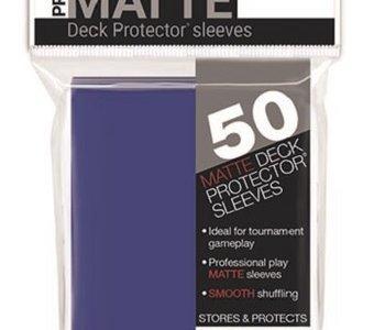 82653 Sleeve Matte Blue «Standard» 66 mm X 91 mm Premium /  50