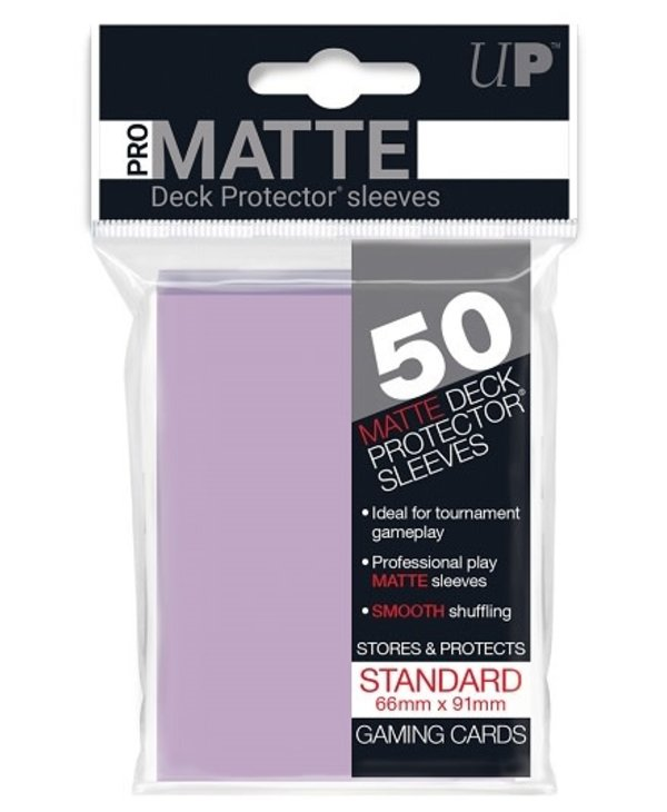 84504 Sleeve Matte Yellow «Standard» 66 mm X 91 mm Premium / 50