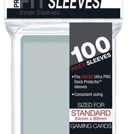 Ultra pro 82712 Sleeve Inner  «Standard» 64 mm X 89 mm Premium / 100