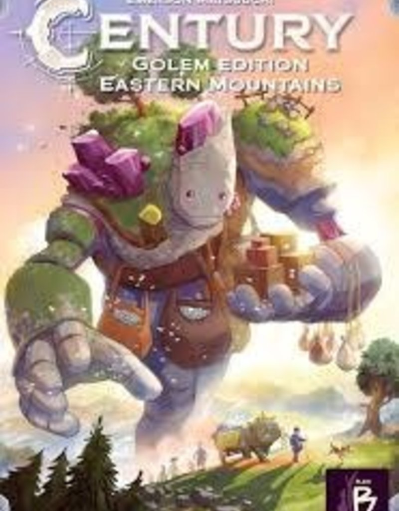 Plan B Century: Golem Edition: Eastern Mountains (ML)