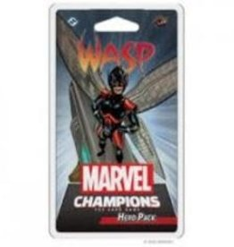 Fantasy Flight Games Précommande: Marvel Champions: LCG: Wasp Hero Pack (EN) Nov 2020