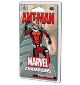 Fantasy Flight Games Précommande: Marvel Champions: LCG: Ant Man Hero Pack (EN) Oct 2020