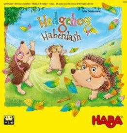 Haba Hedgehog Haberdash (ML) (Hérissons Tourbillons)