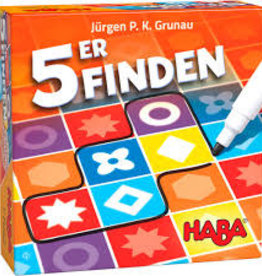 Haba Précommande: 5ER Finden (ML) (Penta-Rush) 25 septembre 2020