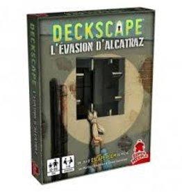 Super Meeple Précommande: Deckscape 7: L'Evasion D'alcatraz (FR) 25 septembre 2020