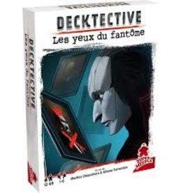 Super Meeple Précommande: Decktective 2 : Les Yeux Du Fantôme (FR) 25 septembre 2020
