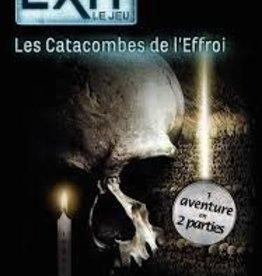Iello Précommande: Exit: Les Catacombes De L'Effroi (FR) 25 septembre 2020