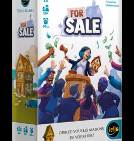 Iello Précommande: For Sale (FR) 25 septembre 2020
