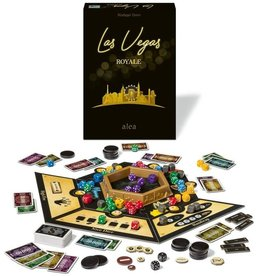 Ravensburger Précommande: Las Vegas: Royale (ML) 25 septembre 2020