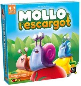 Gigamic Précommande: Mollo L'escargot (FR) 25 septembre 2020
