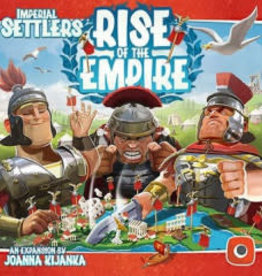 Portal Games Imperial Settlers: Ext. Rise Of The Empire (EN) (boite endommagée)