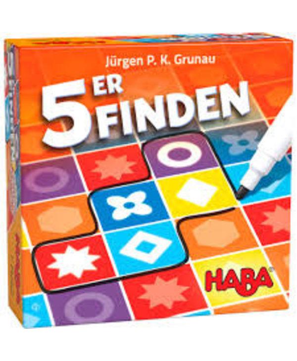 5ER Finden (ML) (Penta-Rush)